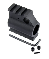 GUNTECH USA RAIL HEIGHT .750 GAS BLOCK ALUMINUM