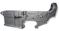 "MEGA ARMS AR15 ""GATOR"" MULTI CAL FORGED LOWER RECEIVER"
