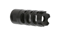 P.O.F. USA AR15 MUZZLE BRAKE 1/2X28 WITH LOCKNUT KIT