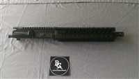 "AR15 .300 BLKOUT 10.5"" UPPER W/ 10"" QUAD RAIL"