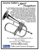 Callet Jazz Flugelhorn (lacquer) *click here to buy and more photos*