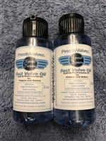 Presto Valves Speed Demon Blue Valve Oil (2 bottle pack) (click here to purchase)