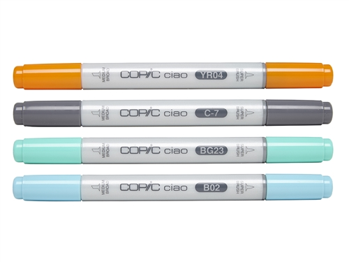 Individual Copic Ciao Markers