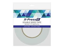 X-Press It Double Sided Tissue Tape (1 1/2 inch x 55yd)
