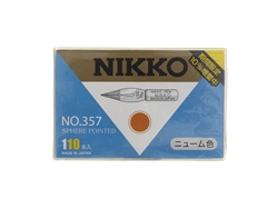 Nikko Saji Nium Pen Nib - 110 Piece Box