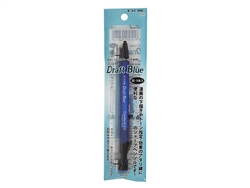 IC Draft Blue Mechanical Pencil with 2 Spare Lead