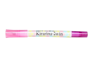 Purple 2win Marker Kirarina Scented Water-Based Marker