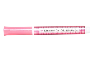 Kirarina Wink Strawberry Ice Glitter Pen