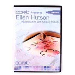 * * Copic Presents Ellen Hutson Papercrafting with Copic Products - DVD