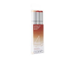 Copic Sketch Blending Trio Set 4 - Set of 3 Markers