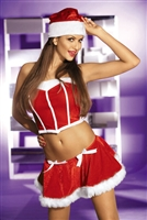 Miss Santa Helper Costume * 1681