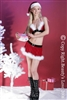 Miss Santa Helper Costume with Hat * 3098