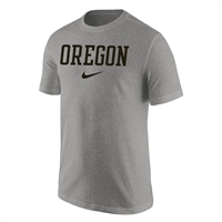 Oregon Ducks Nike Football Practice Tee Black