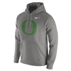 Oregon Ducks Nike Club Hood Grey