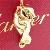 Cartier Panther Panthere Necklace