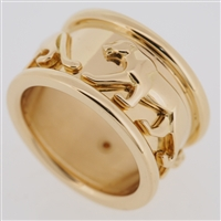 Cartier Panther Ring Yellow Gold