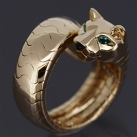 Cartier Panther Lakarda Ring Yellow Gold