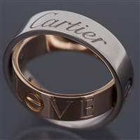 Cartier Love Secret Ring Limited Edition