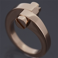 Cartier Menotte Ring Rose Gold