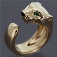 Cartier Panther Massai Ring Yellow Gold