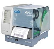 Label printer EOS1 mobile 300