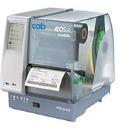 Label printer EOS4 mobile 300