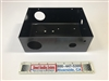 Enclosure Box for Rigid Conveyor. 6 W x 8 L x 3 D Part # 300106