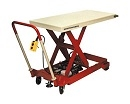 Backsaver Lite Portable Lift Table  550 lbs. capacity
