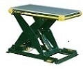 Backsaver Hydraulic Scissor Lift Table LS2-24 - 2000 lb. capacity