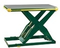 Backsaver Hydraulic Scissor Lift Table LS2-24W (wide) - 2000 lb. capacity