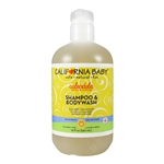 Calendula Shampoo & Body Wash - 19 oz. (California Baby)