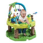 ExerSaucer Life in the Amazon Triple Fun Saucer (Evenflo)