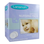 Ultra-Soft Disposable Nursing Pads - 36 pads (Lansinoh)