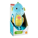 Soothe & Glow Seahorse - Blue (Fisher Price)