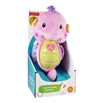 Soothe & Glow Seahorse - Pink (Fisher Price)
