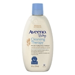 Baby Cleansing Therapy Moisturizing Wash - 8 oz. (Aveeno)