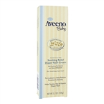 Baby Soothing Relief Diaper Rash Cream - 3.7 oz. (Aveeno)