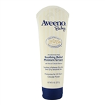 Baby Soothing Relief Moisture Cream - 8 oz. (Aveeno)