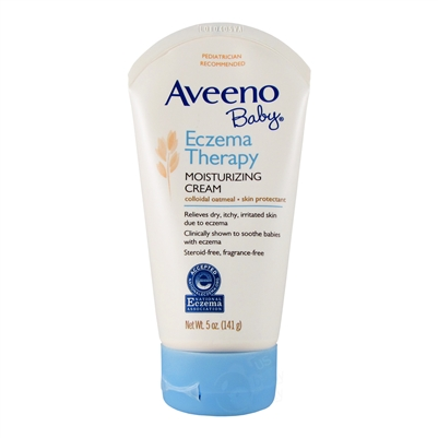 Baby Eczema Therapy Moisturizing Cream - 5 oz. (Aveeno)