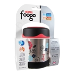 Foogo Vacuum Insulated Food Jar Poppy Patch - 10 oz. (Thermos)