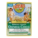 Whole Grain Oatmeal Cereal - 8 oz. (Earth's Best)