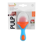 Pulp Silicone Teething Feeder - Blue/Orange (Boon)