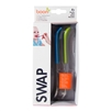Swap 2-in-1 Feeding Spoon Green/Blue - 2 pack (Boon)