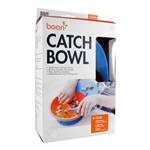 Catch Bowl Toddler Bowl with Spill Catcher - Blue/Orange (Boon)