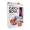 Catch Bowl Toddler Bowl with Spill Catcher - Pink/Purple (Boon)