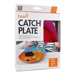 Catch Plate Toddler Plate with Spill Catcher - Pink/Purple (Boon)