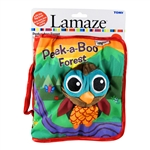 Peek-a-Boo Forest Soft Book (Lamaze)