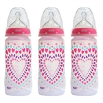 Trendline Tie Dye Orthodontic Bottle 3 pack - 10 oz. (NUK)