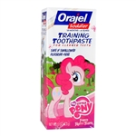 My Little Pony Fluoride Free Training Toothpaste - 1.5 oz. (Orajel)