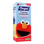 Elmo Fluoride-Free Training Toothpaste Berry Fun - 1.5 oz. (Orajel)